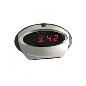 LED Clock Camera Video Recorder 16GB Memory